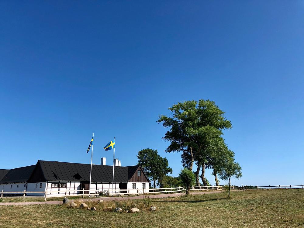 Sydkusten  Skåne  Dag Hammarskjöld Backåkra Naturreservat