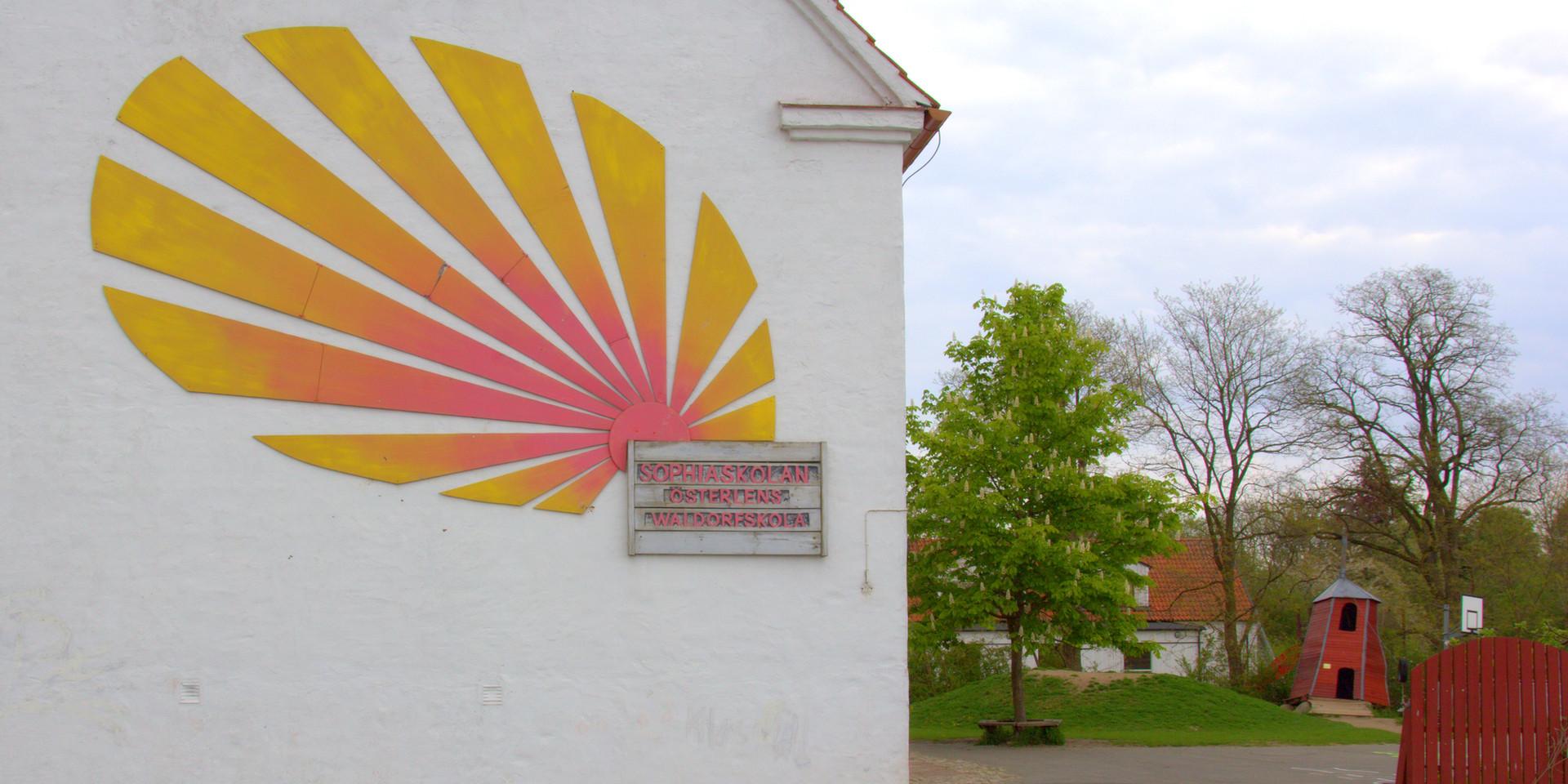Sophiaskolan Waldorfskolan på Österlen