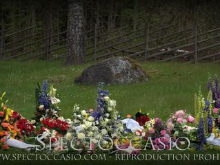 Fotografering vid begravning?