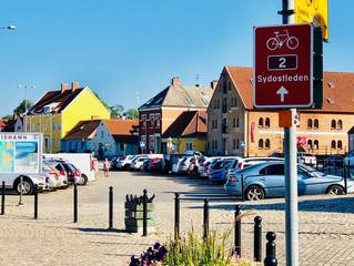 Simrishamn-Brantevik på cykel