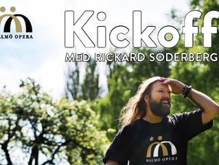 Kickoff med Rickard Söderberg - Johannamuseet