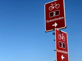 Cykla Sydostleden från Simrishamn