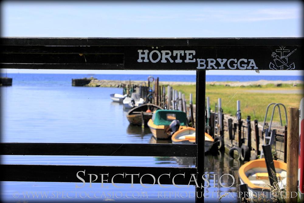 Hörte Harbor Sydkusten Skåne Hörte Brygga market