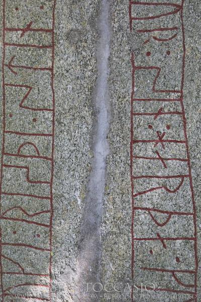 Sydkusten Skåne fornminne runsten Västra Nöbbelöv historia Vikingatid
