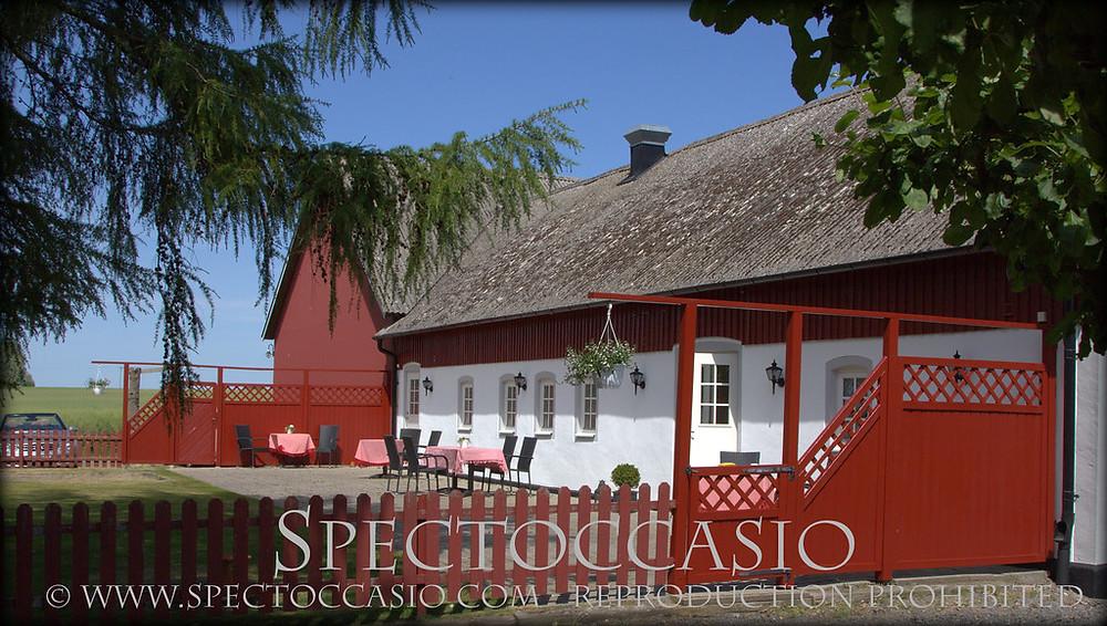 Sydkusten Skåne Lillehem Gårdshotell B&B Hörte Abbekås Ystad