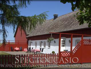 Nymålat på Lillehem Gårdshotell