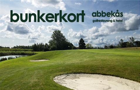 Sydkusten Abbekås Golfklubb restaurang dagens lunch fika cafe