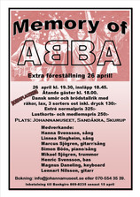 Extra ABBA show!