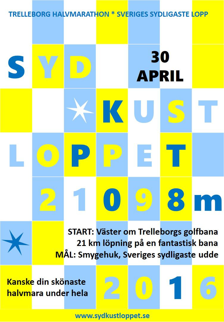 running race Skåne Sweden sydkustloppet 2016