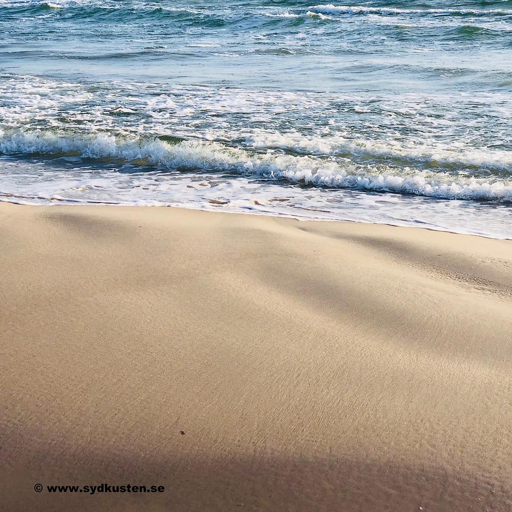 Sydkusten Skåneleden Mälarhusen Österlen sandy beach