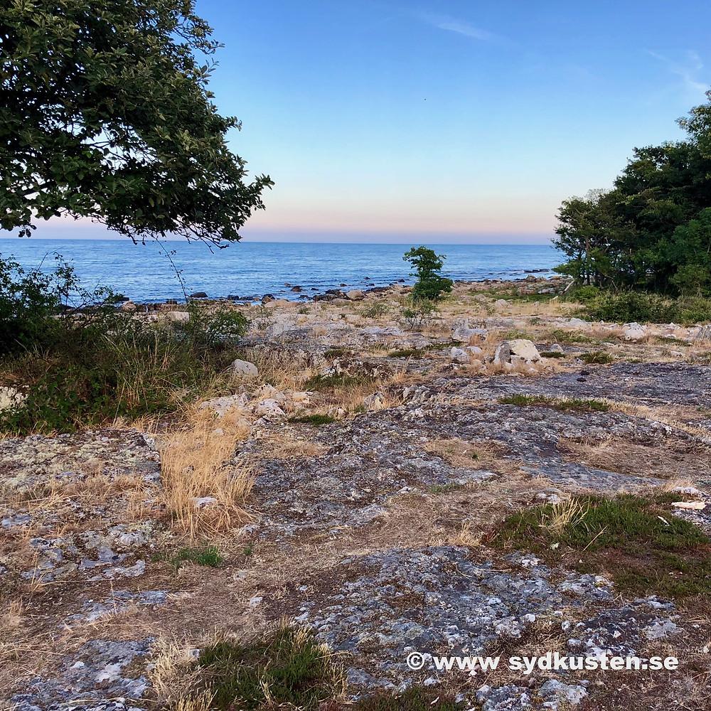 Sydostleden biking Sydkusten Skåne Baskemölla