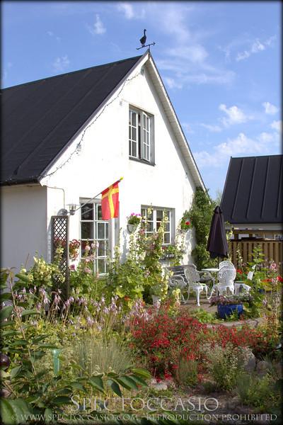 Sydkusten Skåne Abbekås Stuga Hyra Lägenhet Boende
