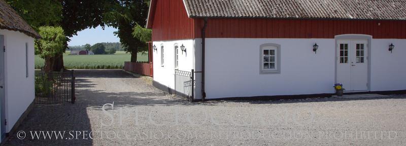 Lillehem Gårdshotell B&B Hörte Skåne
