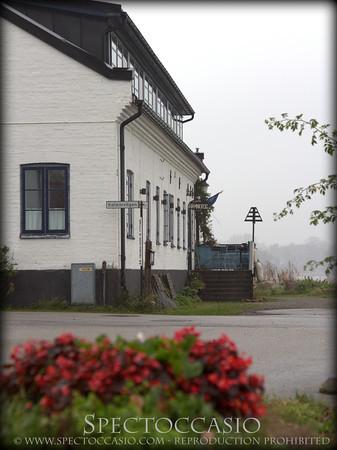 Sydkusten.se Abbekås Hotell och Hamnkrog gåsmiddag Skåne sydkusten