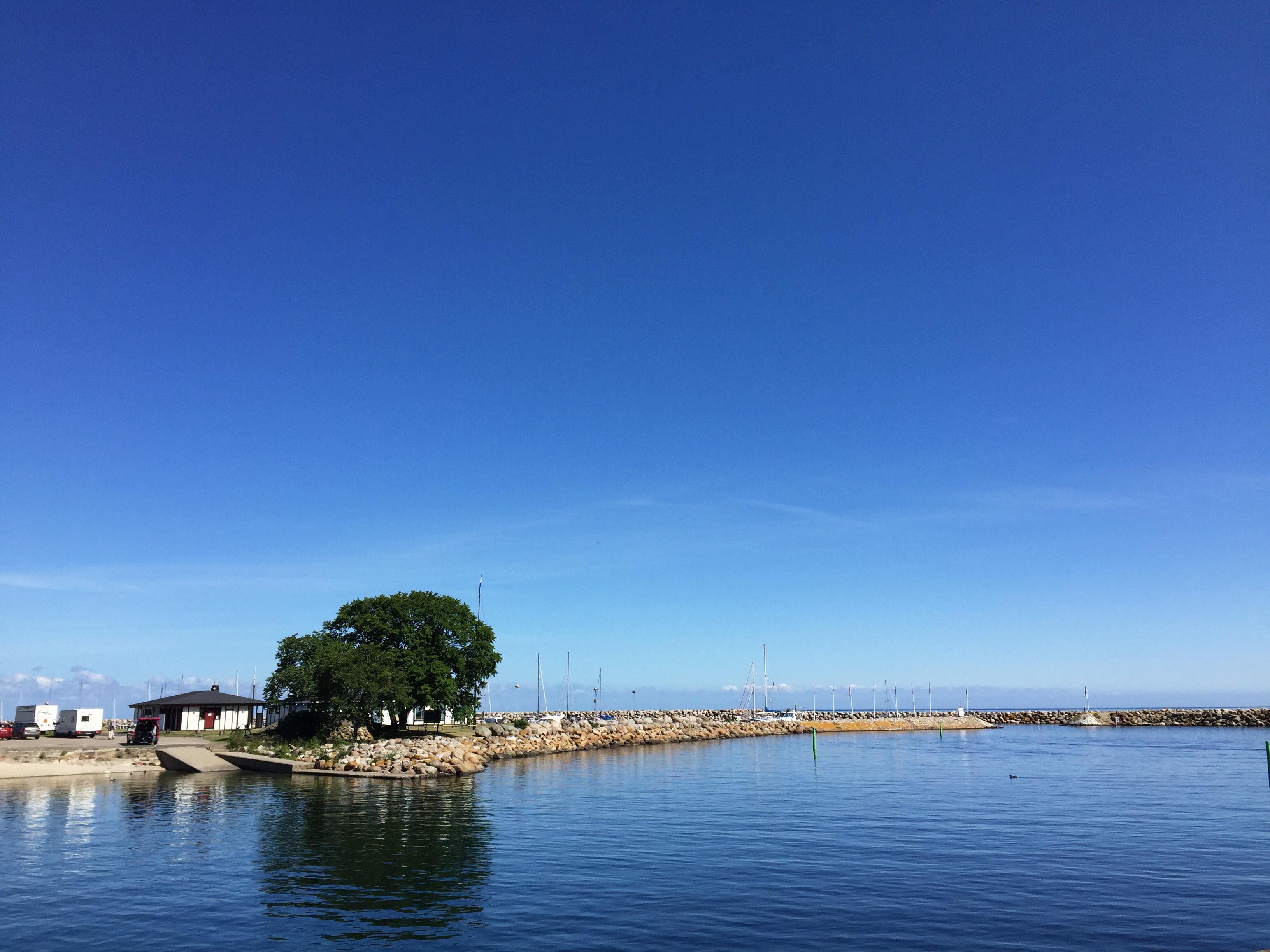 Sydkusten Skåne Österlen Simrishamn