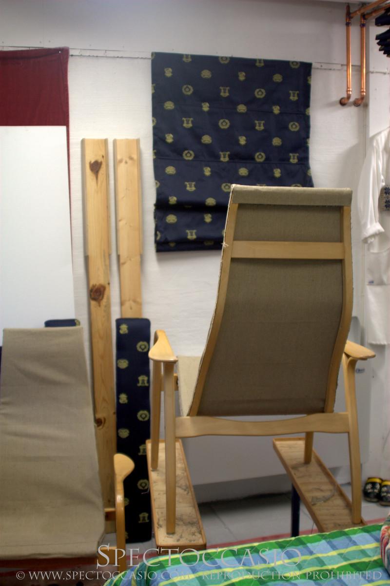 Möbelvård Abbekås furniture reupholstery