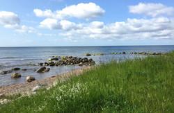 Sydkusten Skåne Svarte Ystad