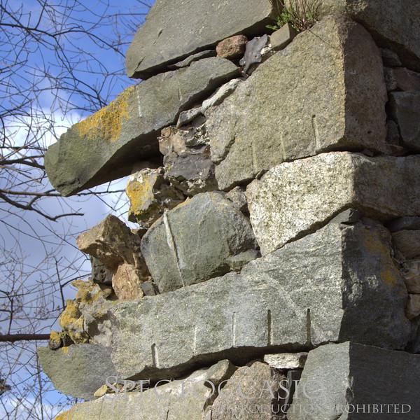 Sydkusten Skåne Hörte ruin historia cykelväg slott Dybäck