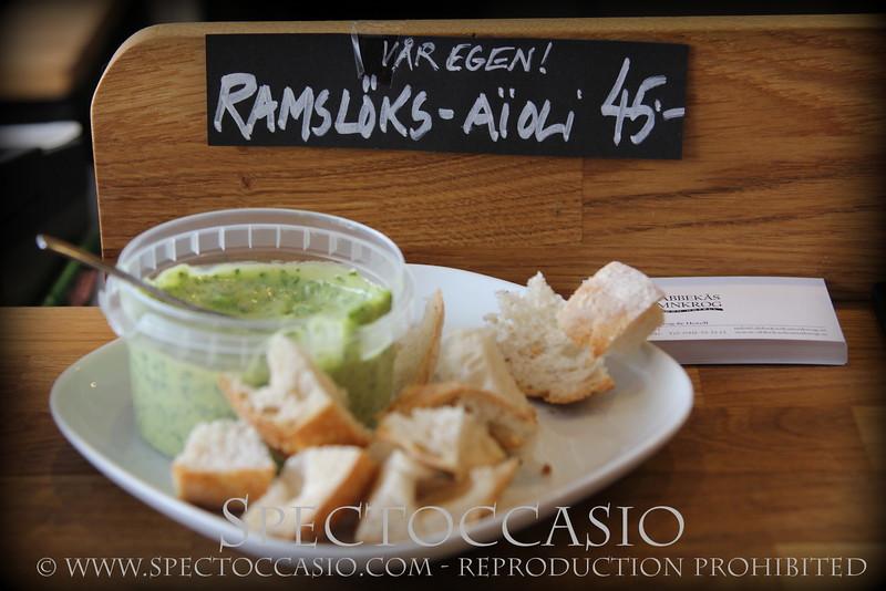 Sydkusten Malmö Skåne lunch soppa La Soupe Abbekås Hamnkrog dagens