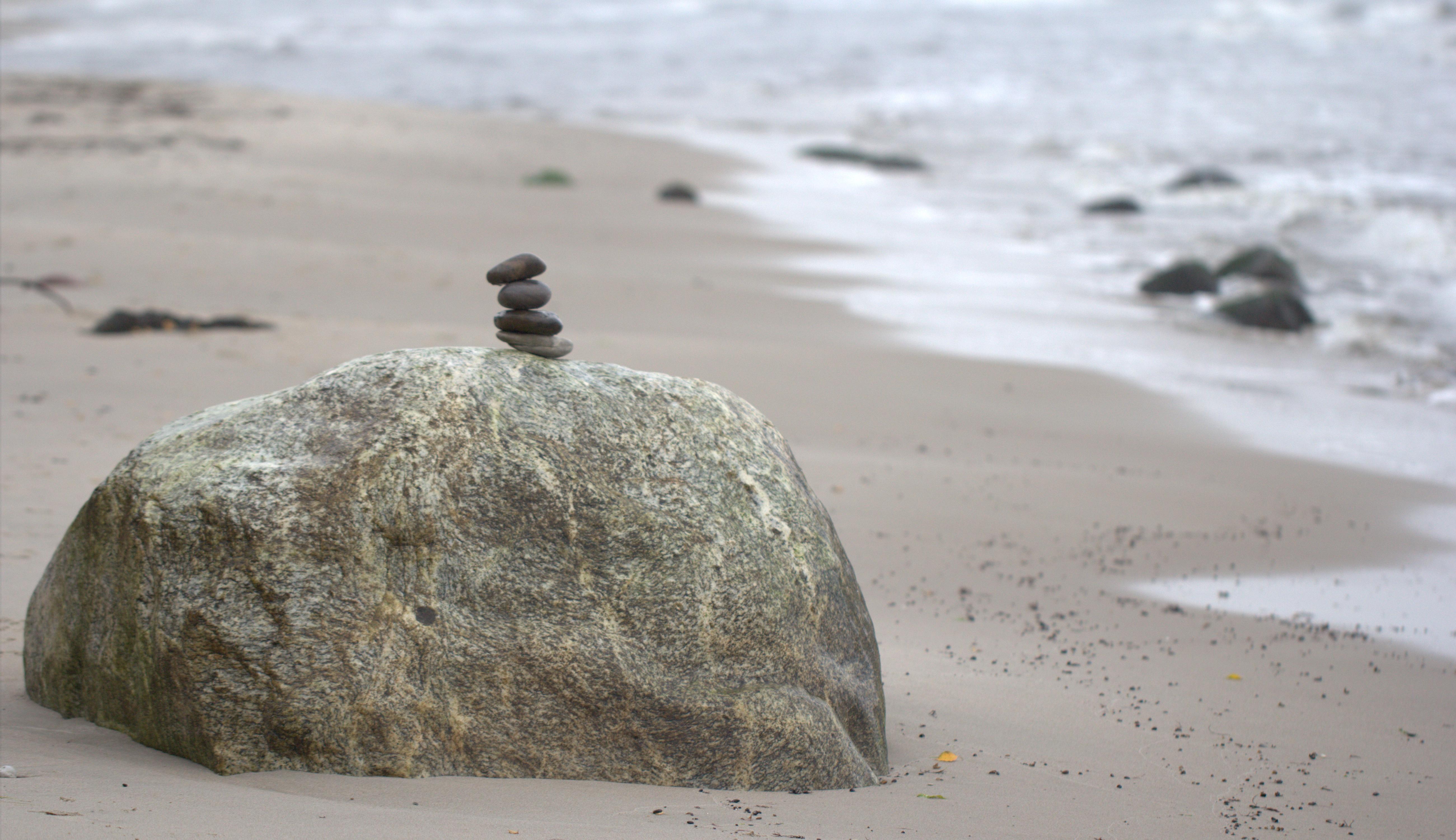 Sydkusten Skåne strand Mossby