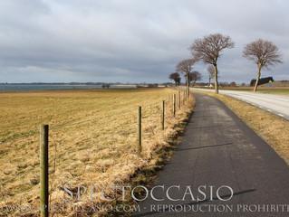 47 km cykel- och promenadväg utmed Sydkusten
