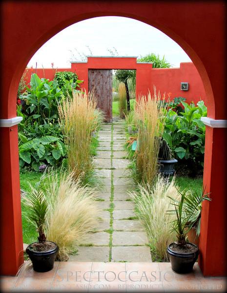 Sydkusten Skåne Little Gardens fika trädgård chili sylt odling grönsaker