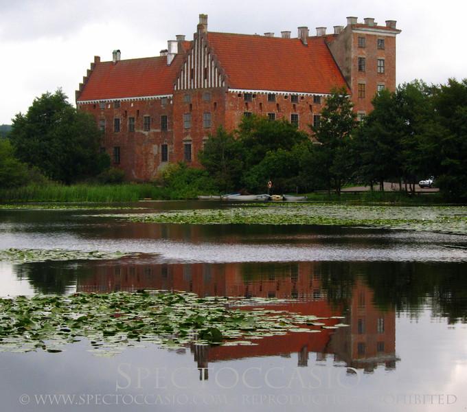 Svaneholm castle