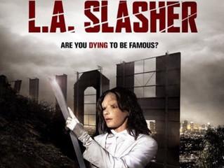 Sprecherrolle für Film 'L.A. Slasher'