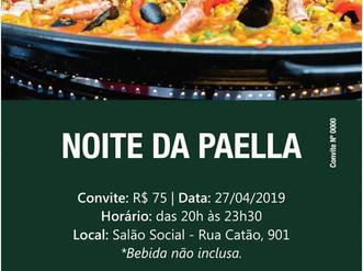 Mais uma Noite da Paella