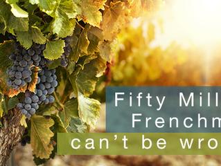 50 miljoni francūžu nevar kļūdīties!