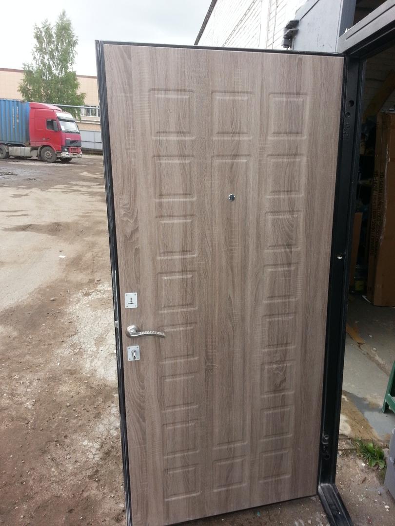 Двери из листа 1.5 мм