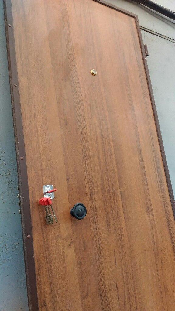 Дверь тяжелая усиленный каркас