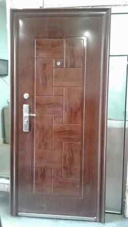Дверь Китай 860 мм по раме