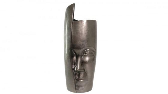 Vase Visage Totem