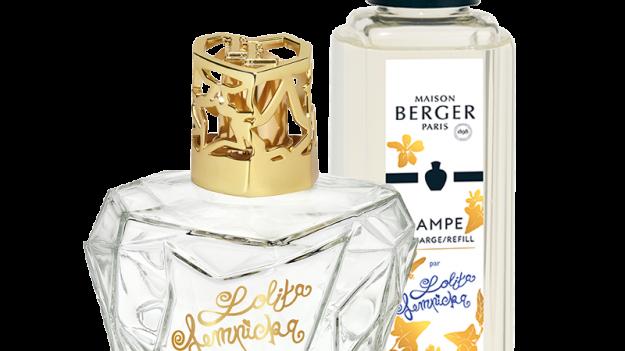 Coffret Lampe Berger Lolita Lempicka Transparente
