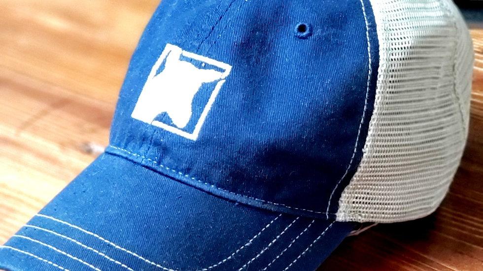#30 Life On Beagle Road Signature Trucker Hat