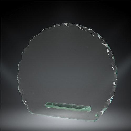 4.5 INCH SCALLOP GLASS