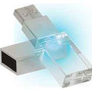 Engravable Light-up Flash drive
