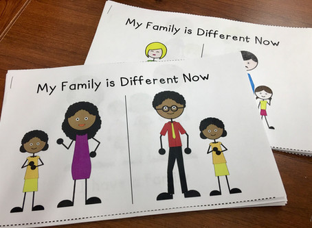 5 ways to support a student going through a divorce + FREE printables!