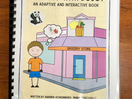 Autism Awareness Month FREE Interactive Book