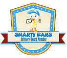 Smarty Ears Advisory Board badge