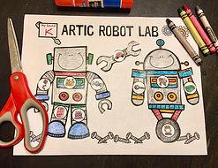 Speech therapy robot craft
