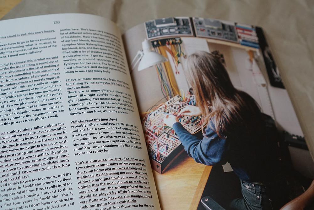 Still documentation of Apartamento Magazine