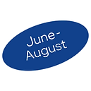 June - August