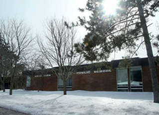 A New French Elementary School in Leslie Park