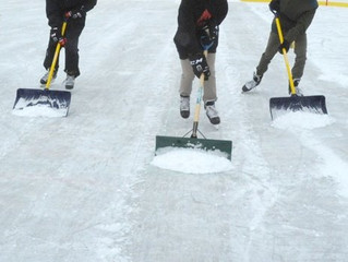 Rink is closed on February 7 & 8 due to ice conditions and mild temperatures - please stay off t