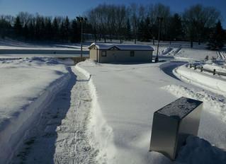 Volunteer at the Leslie Park Rink this Winter!