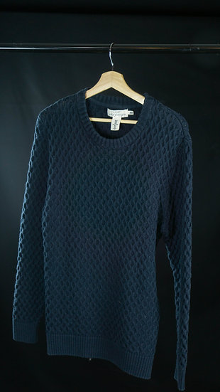 L.O.G.G Blue Dimond Crew Neck Sweater