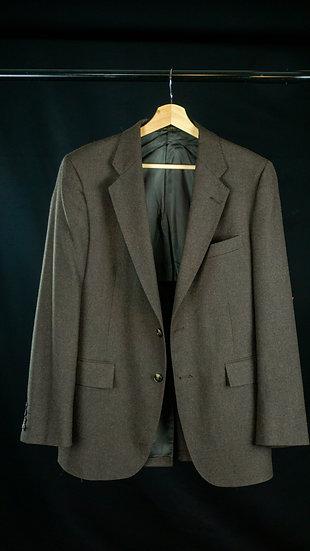 Brown Wool Sport Coat