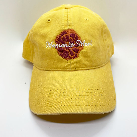 Memento Mori Flower Hat